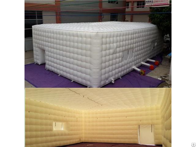 Temparoray Air Foldable Exhibition Tent