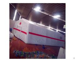 Mobile Medical Equipment Tarpaulin Tent