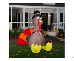 Holiday Outdoor Decoration Turkey For Thinksgiving