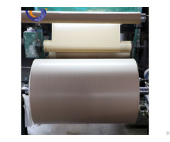 Water Activated Reinforced Gummed Kraft Paper Strong Adhesive Jumbo Roll Tape