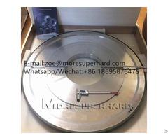 Resin Diamond Grinding Wheel For Thermal Spray Coating