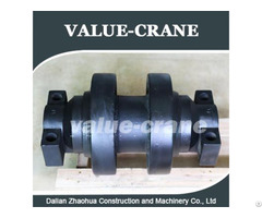 Crawler Crane Track Roller For Hitachi Kh700 2 We Accept Drawing To Make Oem Parts