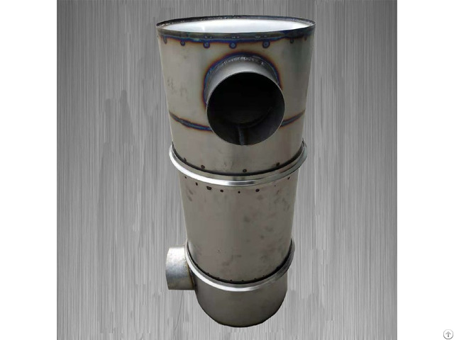 Catalyitc Converter And Dpf Fap Diesel Particulate Filter