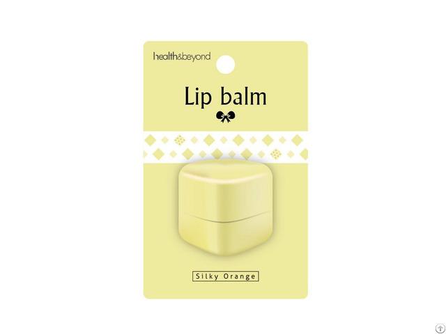Silky Orange Deep Moisturizing Lip Balm