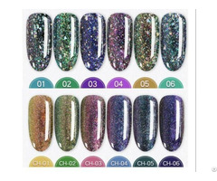 Nail Gel Polish Chameleon Brocade Phantom Of Aurora