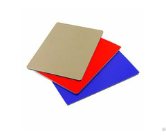 Aluminum Composite Panel Colorful Sheet