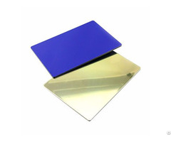 High Quality And Reliable Prices Aluminum Plastic Composite Sheet Acp