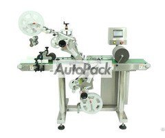Automatic Top And Bottom Labeling Machine Ltb 300