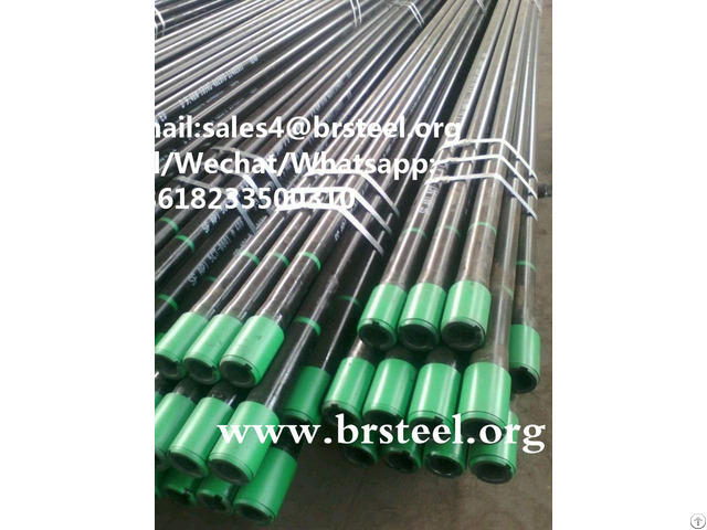 K55 Seamless Carbon Steel Oil Casing Pipe