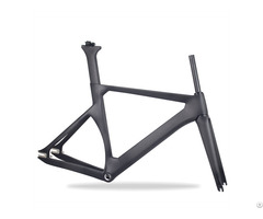 Newest T700 Carbon Track Bicycle Frame