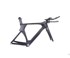Hottest Sale Full Carbon Time Trial Bike Frame