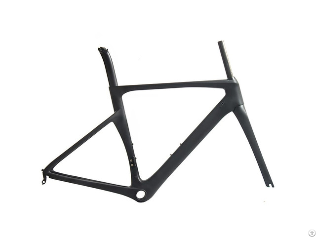 Newest V X Disc Brake Aero Racing Carbon Road Frame With Sgs Test
