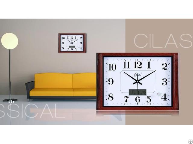 Branded Wall Clock