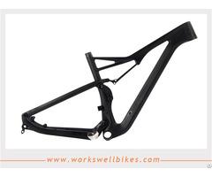 Full Suspension Carbon Mtb Frame