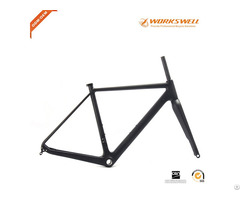 Hot Selling Carbon Cyclocross Disc Brake Bike Frame Cx Frames