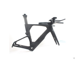 Di2 Carbon Triathlon Frame Disc Or X Brake
