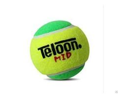 Blue Tennis Balls