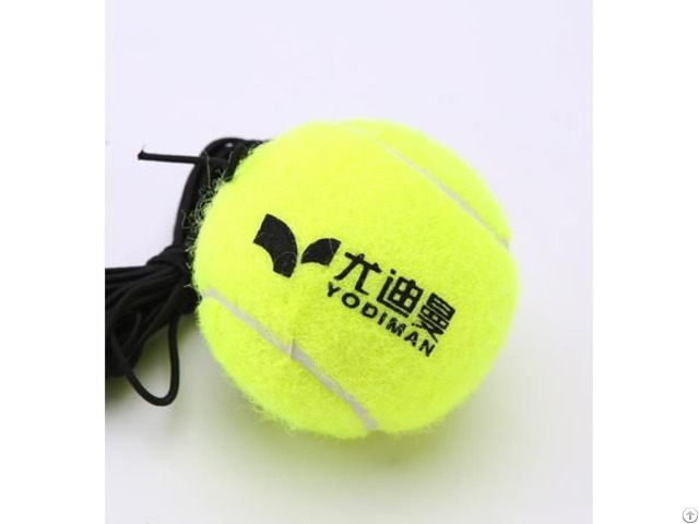 Colored Tennis Balls