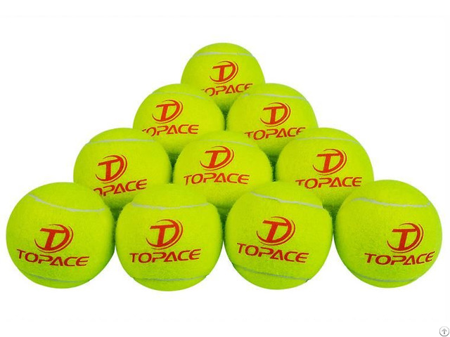 Hard Tennis Ball