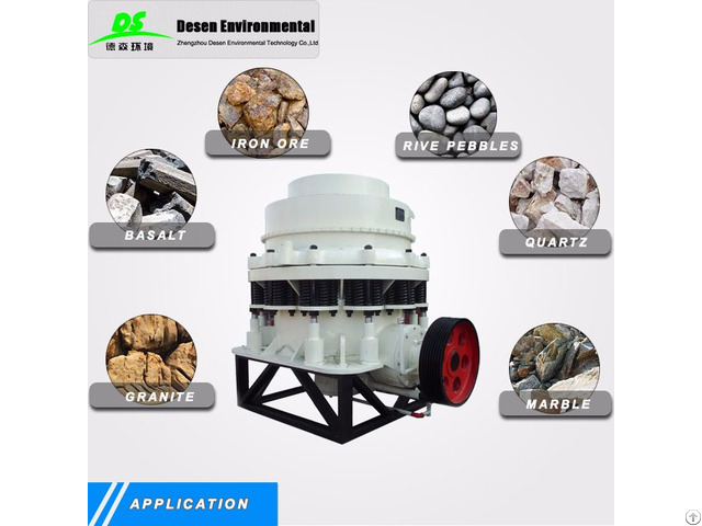 China Cone Crusher Manufacturer