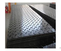 Strong Stable Crane Durable Hot Sell High Density Polyethylene Protect Grass Ground Mats