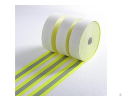 Factory Price Good Quality Fire Retardant Fireproof Reflective Tape For Fireme Jacket