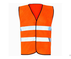 China Factory High Visibility Cheap Reflective Vest For Ppe Manufacturer