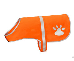 China Facotry High Visibility Reflective Safety Vest For Dogs Manufacturer