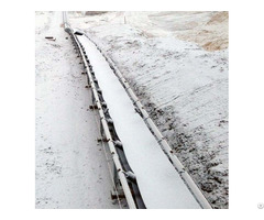 Cold And Fire Resistant Fabric Conveyor Belt