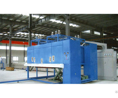 Continuous Computer Hot Bending Furnace Series Jtf