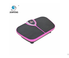 Slim Full Body Fitness Machines Shaker Small Vibration Plate Massage Machine