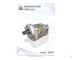 Hydraulic Pump Cfp32 Catalogue Size Cosmic Tw Os 325