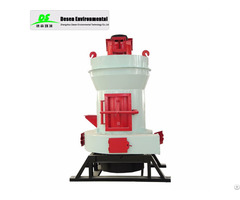 Barite Powder Raymond Grinder Mill