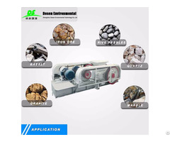 China Double Roll Crusher Manufacturer