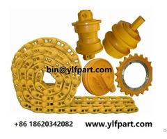 Excavator Bulldozer Undercarriage Parts Aftermarket For Cat325 Ex200 Pc300