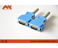 Nihon Kohden Opv 1500 Spo2 Ecg Connector