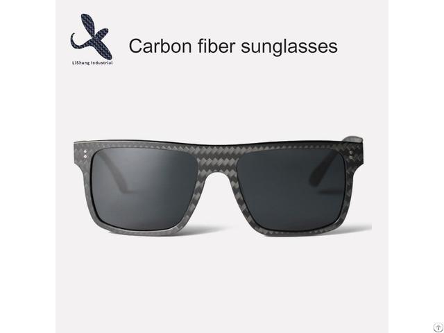 Classic Optical Carbon Fiber Eyeglass Existing Sample