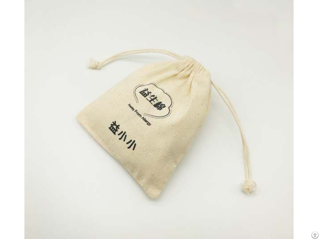 Sanitary Pads Cotton Organizer Bag