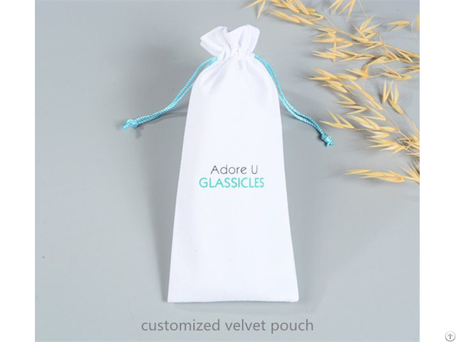 Velvet Perfume Package Bag