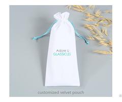 Velvet Perfume Package Bag
