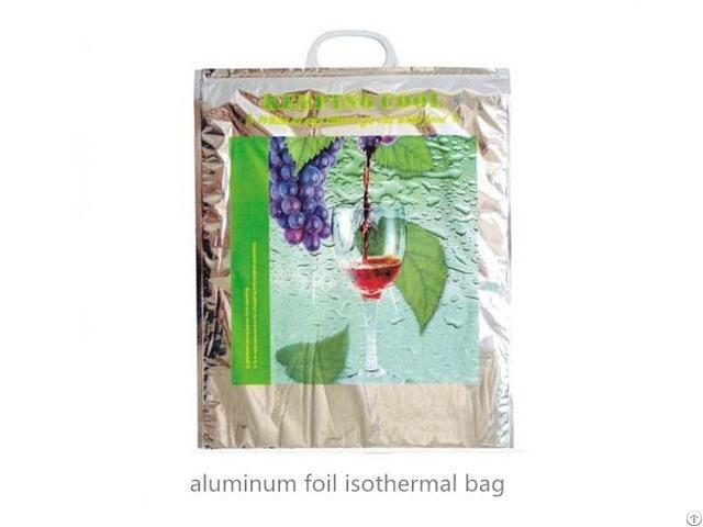 Plastic Isothermal Cooler Bag