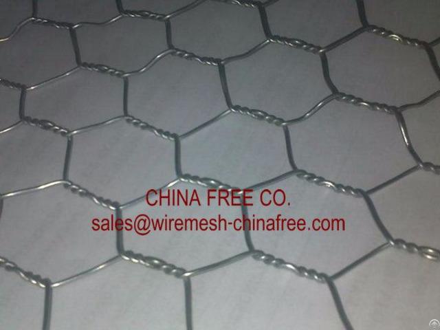 Chicken Wire Hexagonal Netting