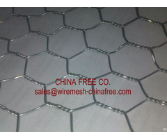 Chicken Wire Hexagonal Netting