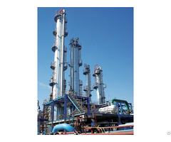 600tpd Second Hand Methanol Plant