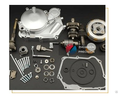 Automobile Parts Machining
