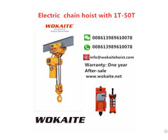 Wakaite New Type Electric Chain Hoist With 7 5t