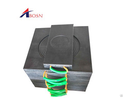 Lightweight Strong Portable Uhmwpe Outrigger Pad