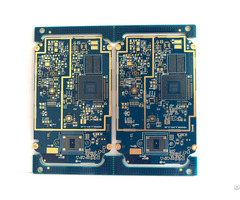 Rigid Multilayer Pcb For Industrial Control Devices