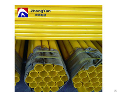 Plastic Coated Gas Pipe Wholesale