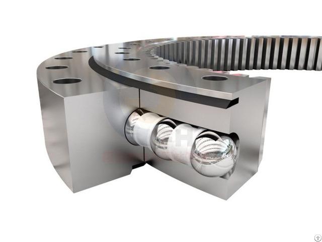Industrial Ball And Roller Bearings Slewing Rings